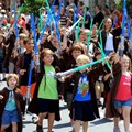 Star Wars Weekends - Kids from the Jedi Training Academy