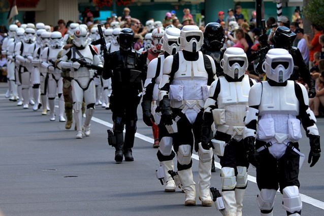 Star Wars Weekends - The 501st Legion