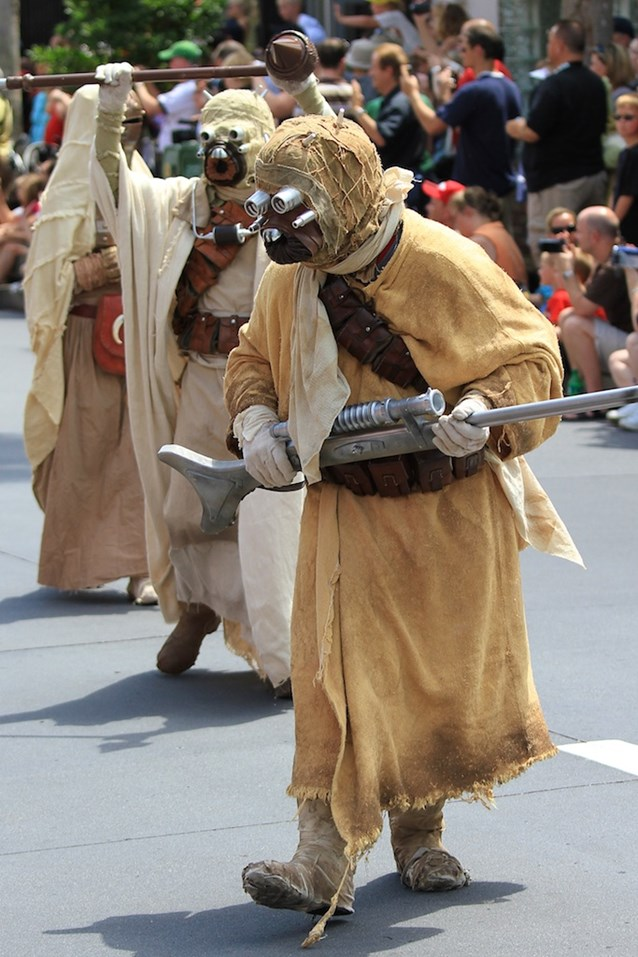 Star Wars Weekends - Tusken Raiders