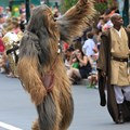 Star Wars Weekends - Chewbacca
