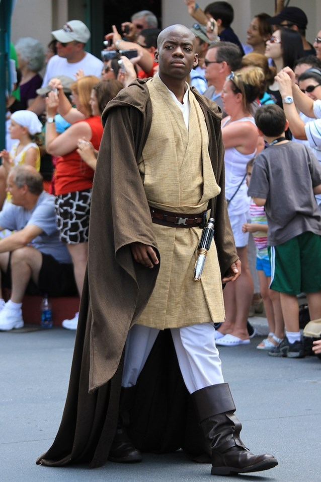 Star Wars Weekends - Jedi Mace Windu