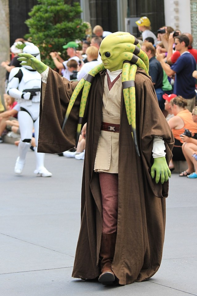 Star Wars Weekends - Kit Fisto