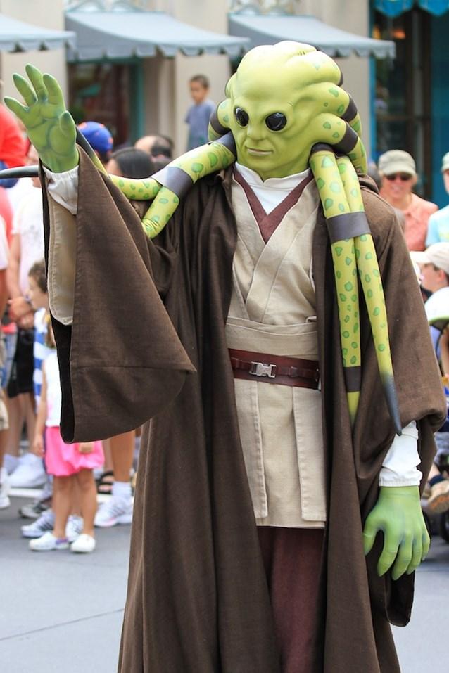 Star Wars Weekends - Kit Fisto