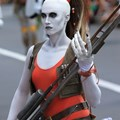Star Wars Weekends - Aurra Sing from Phantom Menace