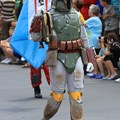 Star Wars Weekends - Bobba Fett from The Empire Strikes Back and Return of the Jedi