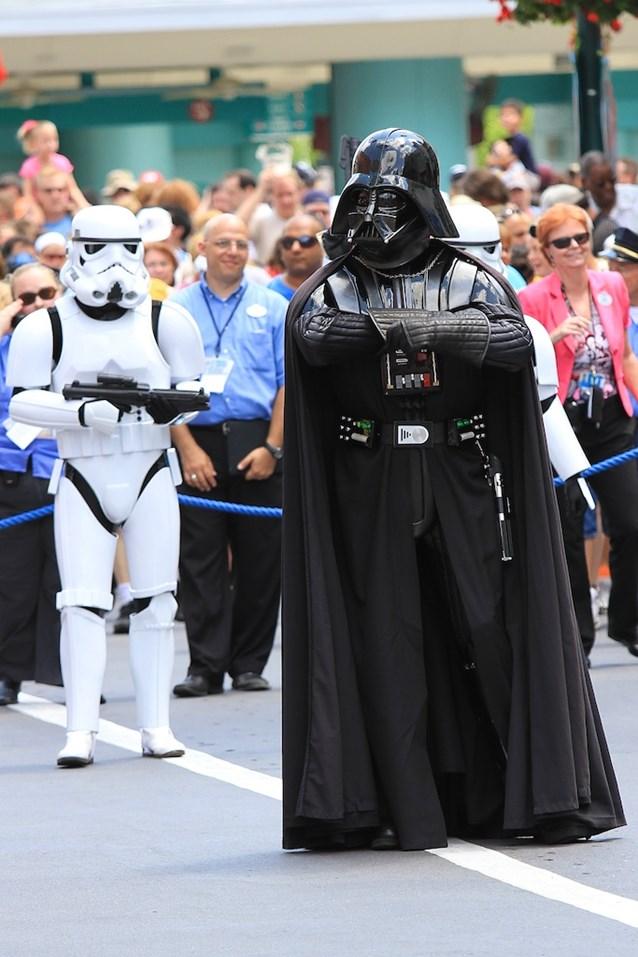 Star Wars Weekends - Darth Vader