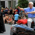 Star Wars Weekends - Jeremy Bullock and Darth Vader