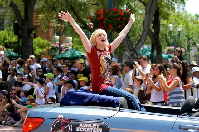 Star Wars Weekends - Ashley Eckstein