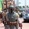 Star Wars Weekends - Bobba Fett and Jeremy Bullock