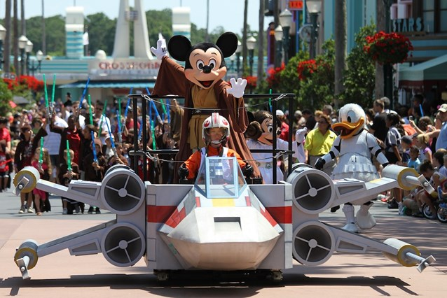 Star Wars Weekends - Jedi Mickey
