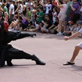 Star Wars Weekends - Ray Park and Darth Maul