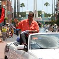 Star Wars Weekends - Billy Dee Williams - Lando Calrissian