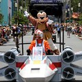 Star Wars Weekends - Jedi Mickey Mouse