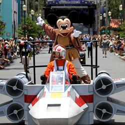 2012 Star Wars Weekends - Week 4 Celebrities