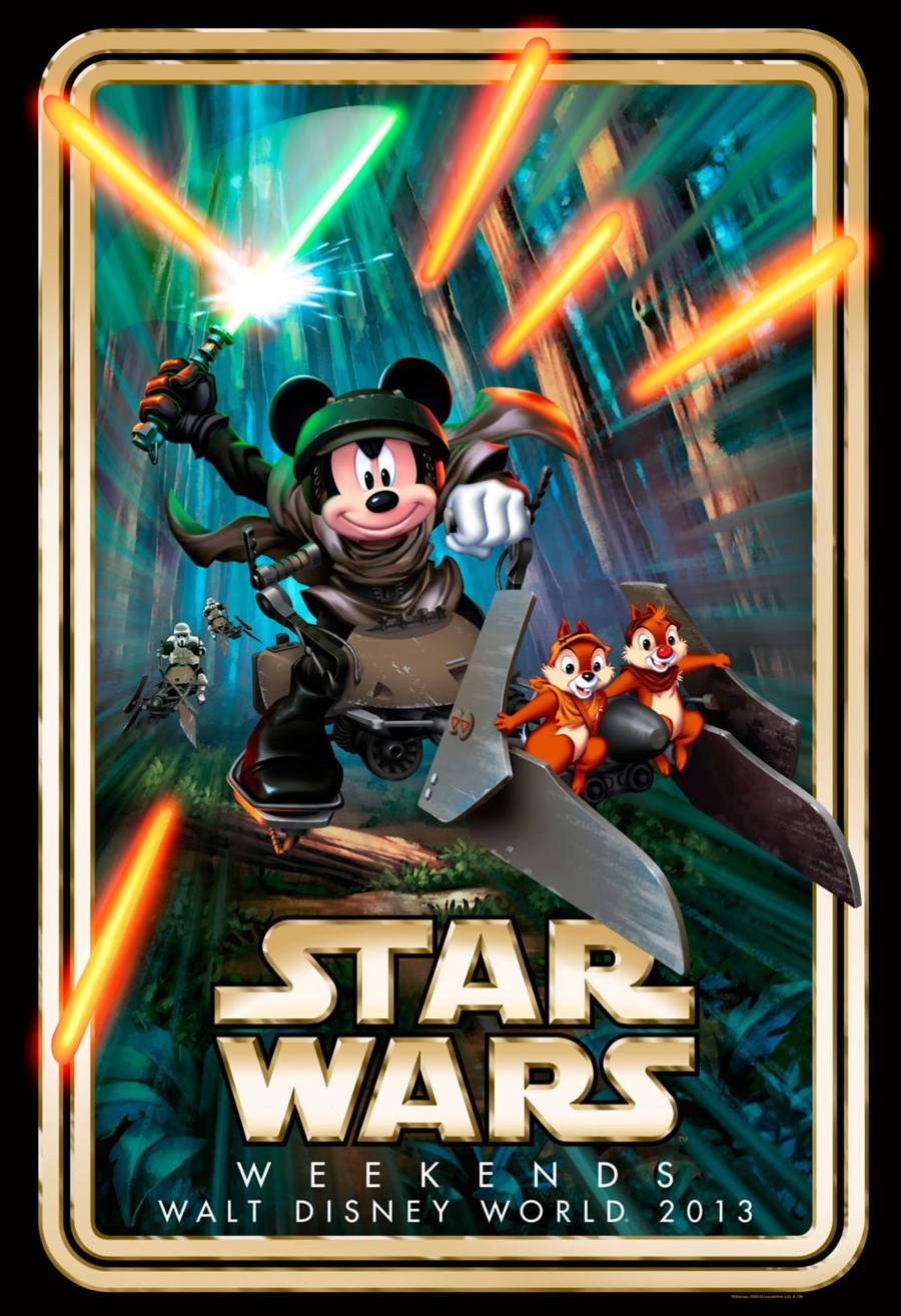 2013 Star Wars Weekend logo