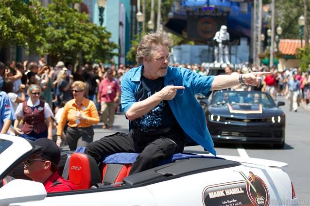 Star Wars Weekends - Mark Hamill at Disney's Hollywood Studios