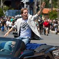 Star Wars Weekends - 2014 Star Wars Weekends - Weekend 4 Legends of the Force motorcade celebrities - James Arnold Taylor
