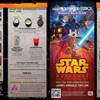 2015 Star Wars Weekends May 22-24 Weekend 2 guide map