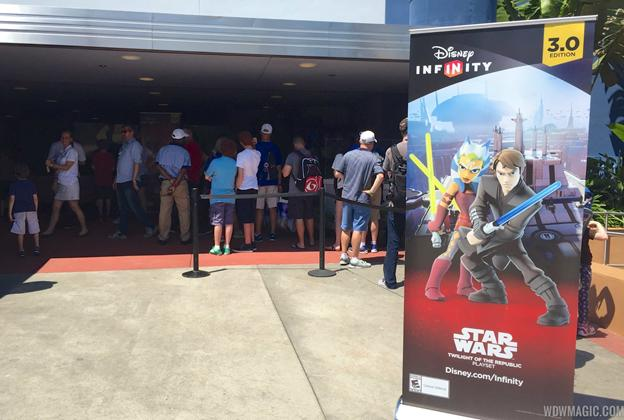 Disney Infinity 3.0 Star Wars preview area