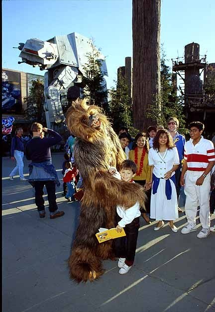 Star Wars Weekend 2001 photos