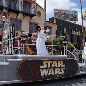 8 of 41: Star Wars Weekends - Photos  from the 2008 Star Wars Weekends Star Wars Motorcade