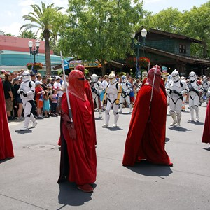 11 of 41: Star Wars Weekends - Photos  from the 2008 Star Wars Weekends Star Wars Motorcade