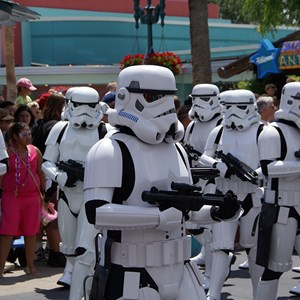 14 of 41: Star Wars Weekends - Photos  from the 2008 Star Wars Weekends Star Wars Motorcade