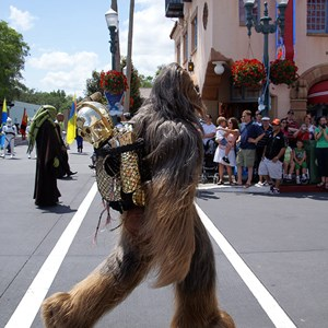 28 of 41: Star Wars Weekends - Photos  from the 2008 Star Wars Weekends Star Wars Motorcade