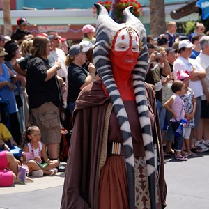 29 of 41: Star Wars Weekends - Photos  from the 2008 Star Wars Weekends Star Wars Motorcade