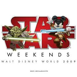 Star Wars Weekends 2009 logo