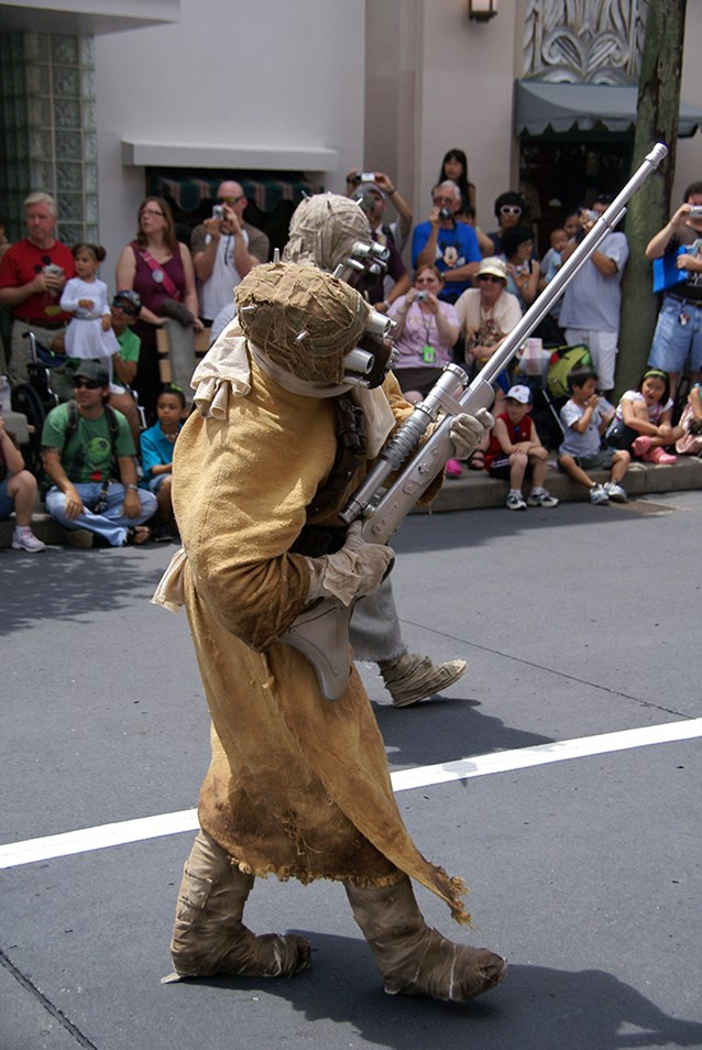 Star Wars Weekends - Tusken Raiders from Star Wars