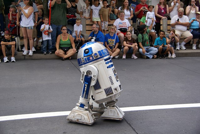 Star Wars Weekends - R2D2