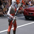 Star Wars Weekends - Aurra Sing from Star Wars: Episode I The Phantom Menace