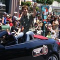 Star Wars Weekends - 2009 Star Wars Weekends Celebrity Motorcade - Mathew Wood (Voice of General Grievous)
