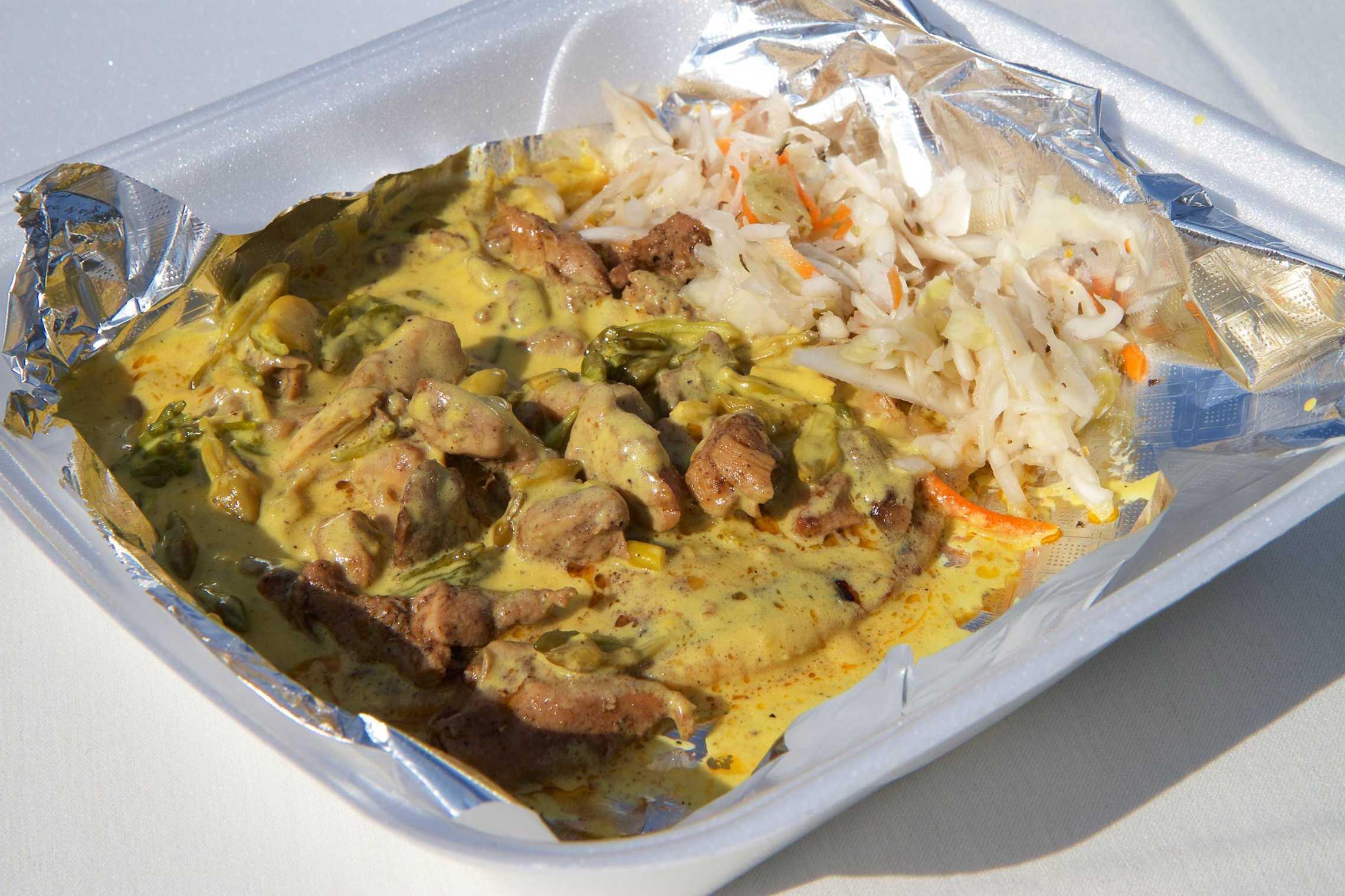 Mayan Grill dish