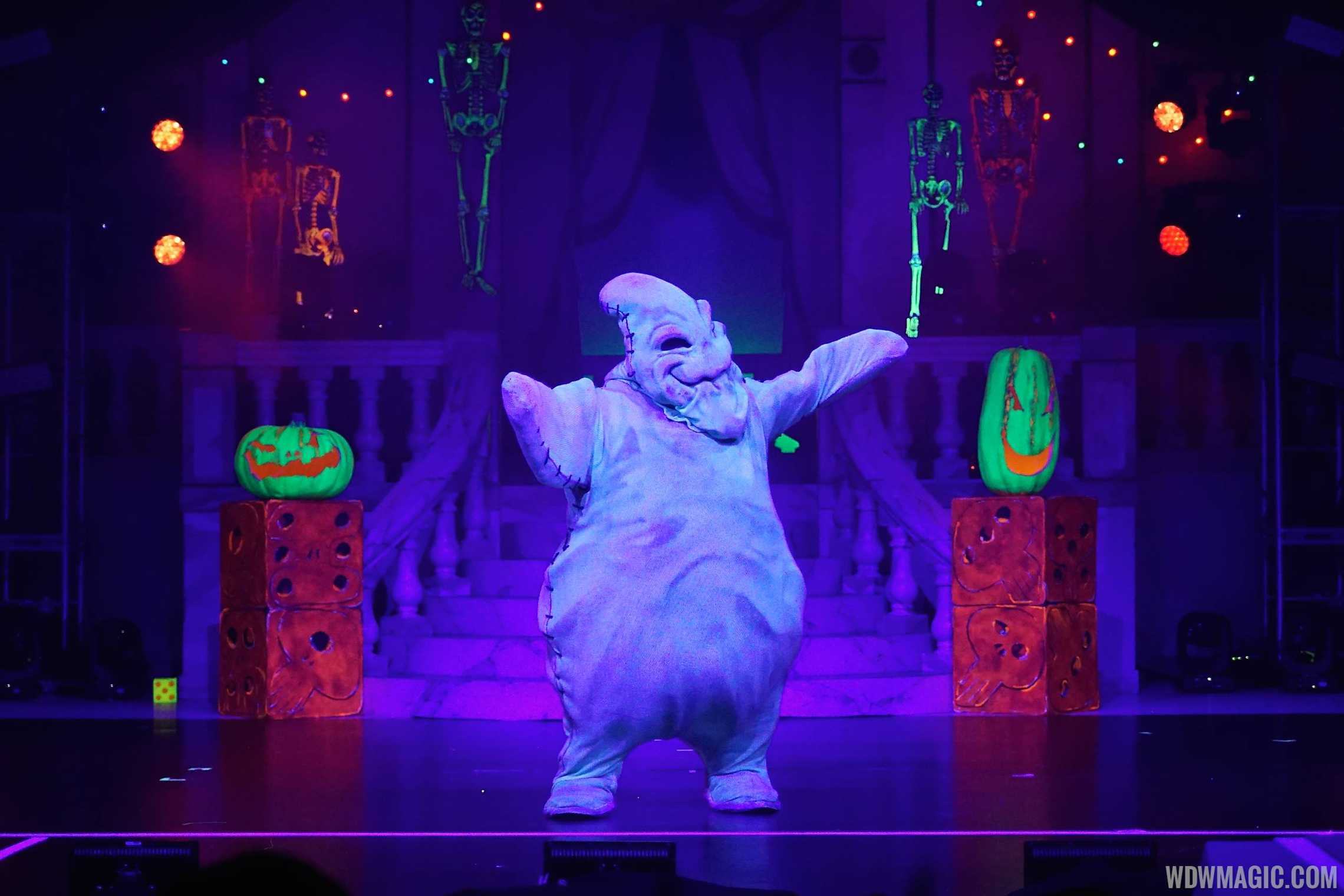 Villains Unleashed - Oogie Boogie's Freaky Funhouse - Oogie Boogie