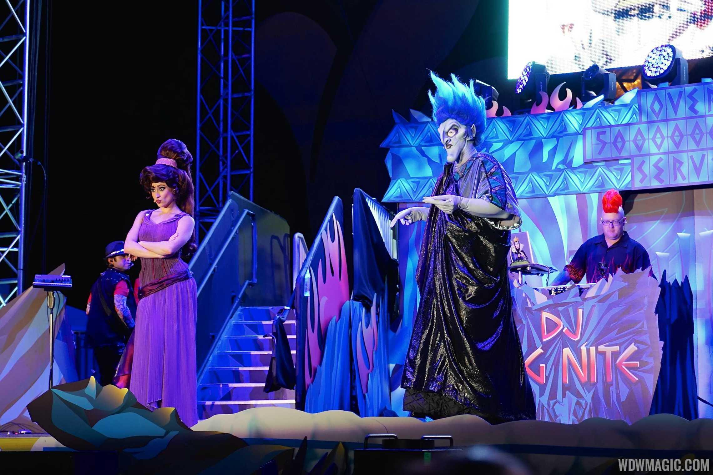 Villains Unleashed - Hades and Megera