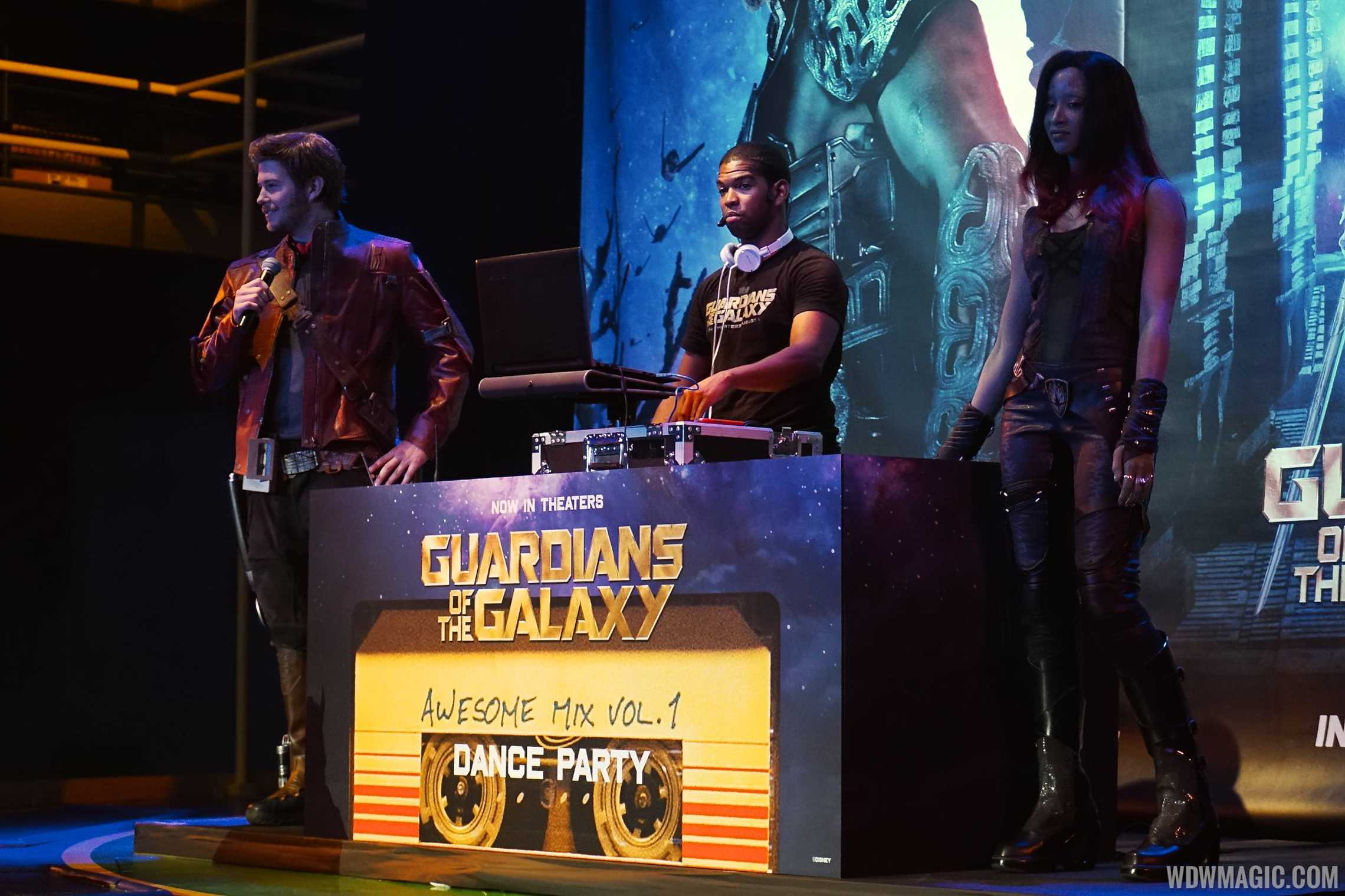 Villains Unleashed - Guardians of the Galaxy - Gamora and Star Lord