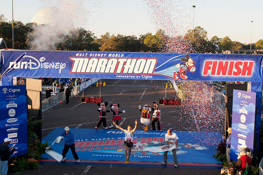 2012 Walt Disney World Marathon