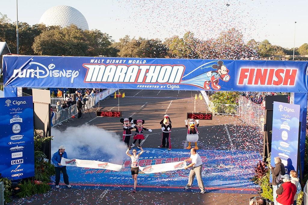 2012 Walt Disney World Marathon