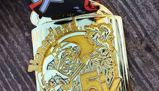 Say goodbye to rubber 5K medals and paper event guides at runDisney events