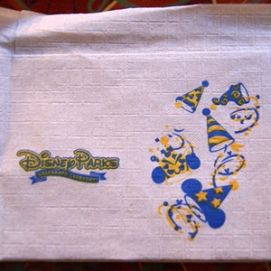 1 of 1: What Will You Celebrate? - Celebrate edition napkins