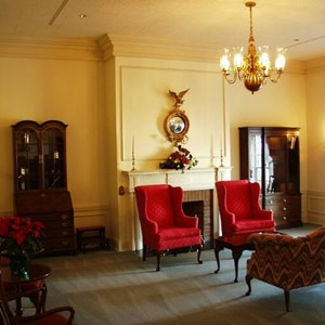4 of 6: Corporate Lounges - American Adventure corporate lounge