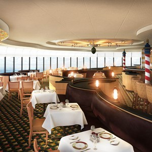 7 of 7: Disney Magic - New adult-only Palo restaurant o the Disney Magic