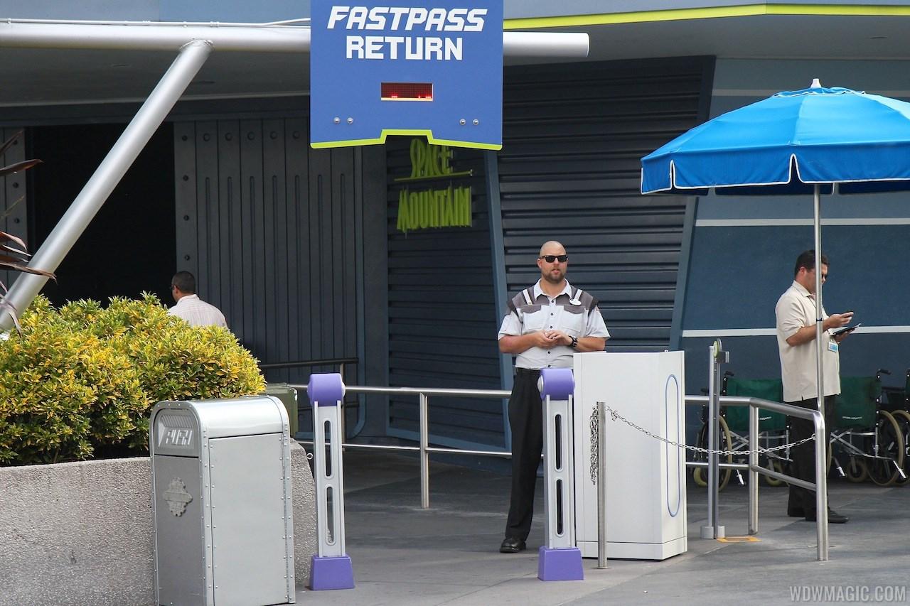 FASTPASS+ testing