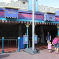 FASTPASS - FASTPASS+ RFID readers in the Mickey's PhilharMagic line