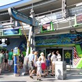 FASTPASS - FASTPASS+ setup at Buzz Lightyear