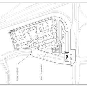 1 of 2: Flamingo Crossings - Flamingo Crossings Marriot Hotels plans
