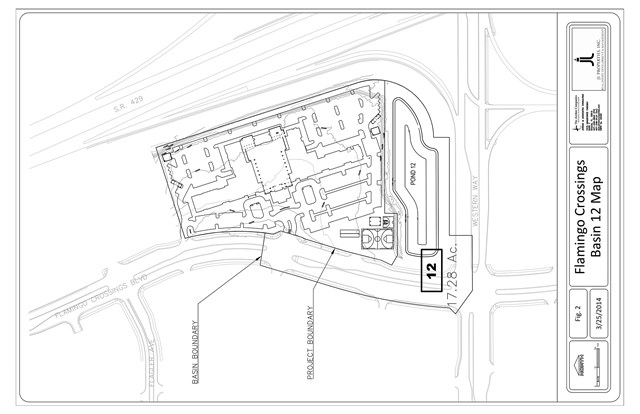 Permit plans filed for TownePlace Suites by Marriott' and 'SpringHill Suites by Marriott' at Flamingo Crossings