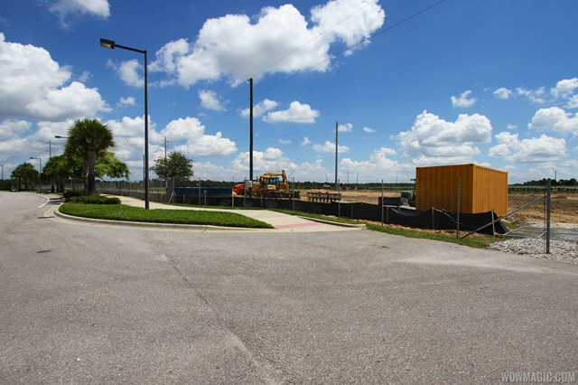 Site preparation underway at Flamingo Crossings